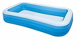 Intex Swim Center Schwimmbecken, blau, 305 x 183 x 56 cm