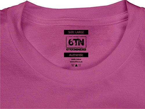 6TN Damen Hergestellt in 1988 30 Years of Being Toll T-Shirt Rosa