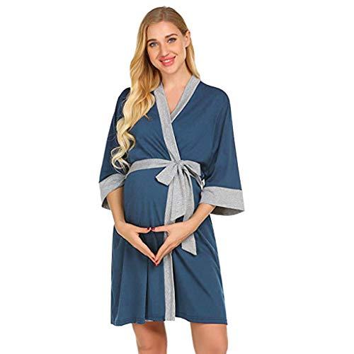 Conquro Bata Maternidad Bata Maternidad hospitalaria