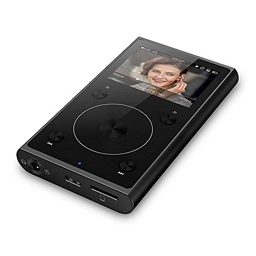FiiO X1II Portable High Resolution Lossless Music Player with Bluetooth  (Black) Buy FiiO X1II Portable High Resolution Lossless Music Player with