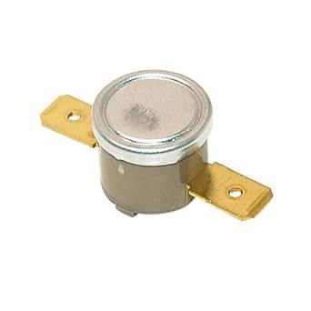 Véritable Thermostat Smeg Cuisinière sécurité Découpe 190c 818730550