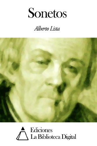 Sonetos por Alberto Lista