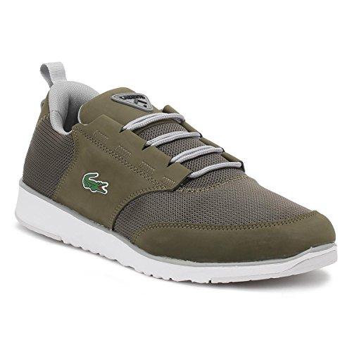 Lacoste Uomo Khaki L.IGHT 217 1 SPM Sneaker Khaki