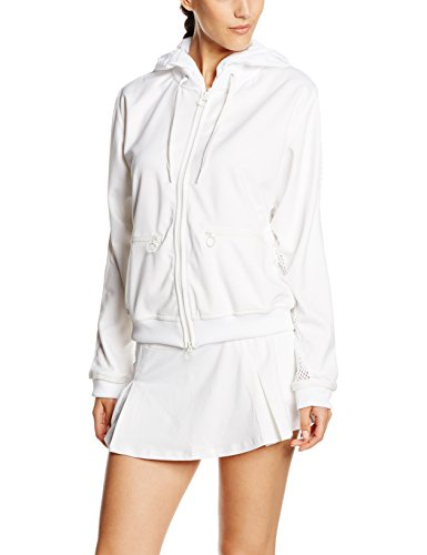 adidas Giacca Donna By Stella McCartney Barricade da Donna, Donna, Jacke by Stella McCartney Barricade Women, Bianco, XS
