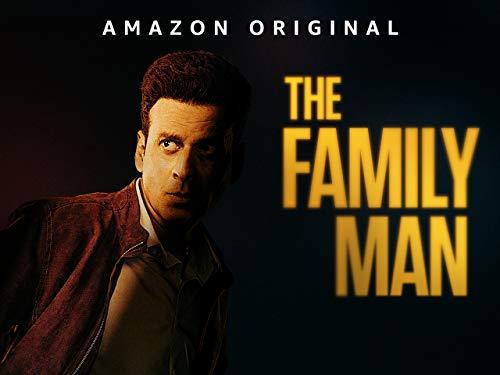 The Family Man - Season 1 (Available in Hindi, English, Telugu & Tamil)