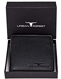 Urban Forest Stan RFID Blocking Leather Wallet for Men