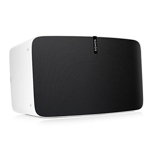 SONOS PLAY:5 - Ultimate Smart Speaker for Streaming Music (White)