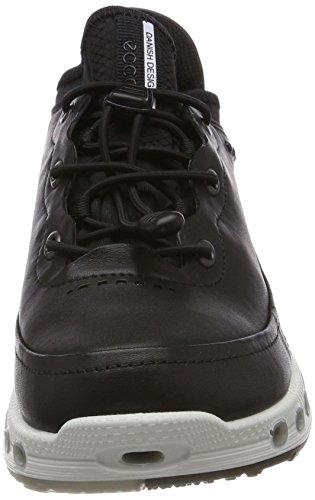 Ecco Damen Cool 2.0 Sneaker Schwarz (black Dritton 1001)