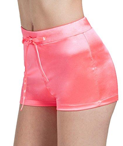 lemongirl-pantaloncini-donna-rosa-pink