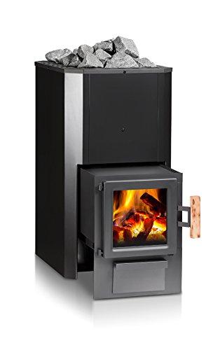 FinTec Holz-Saunaofen Iwo Trend MH: 15,9 kW / keine BImSchV /