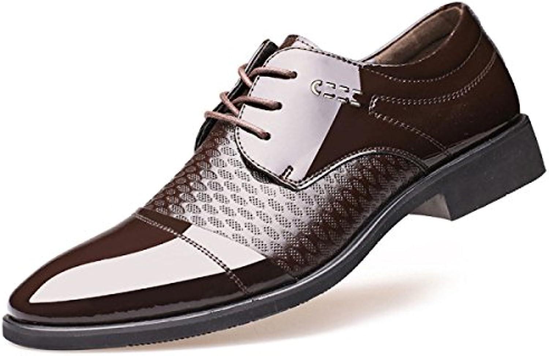LEDLFIE Scarpe da Uomo Moda Scarpe Classiche da Uomo Uomo Uomo Scarpe da Ginnastica Scarpe Moda | Stravagante  | Scolaro/Signora Scarpa  a5c3f6