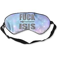 Fuck ISIS 99% Eyeshade Blinders Sleeping Eye Patch Eye Mask Blindfold For Travel Insomnia Meditation preisvergleich bei billige-tabletten.eu