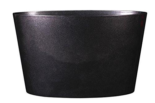 art-en-vogue-pot-de-fleurs-bac-a-plante-claire-finition-brillante-graphite-65x29x40cm
