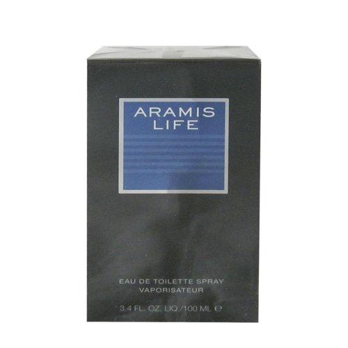 Aramis Life 100 ml EDT Spray , 1er Pack (1 x 100 ml)