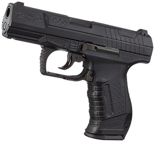Walther P99 schwarz mit 2 Magazinen (Günstige Echte Waffen)