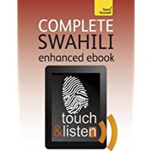 Complete Swahili: Teach Yourself: Audio eBook (Teach Yourself Audio eBooks) (English Edition)