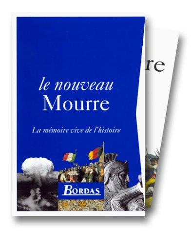 Le Mourre : Dictionnaire encyclopédique d'histoire, coffret de 5 volumes