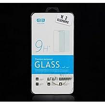 "Prevoa ® 丨 Elephone M2 - Original PROTECTOR de PANTALLA CRISTAL TEMPLADO para Elephone M2 - 5,5"" Pantalla Smartphone -"