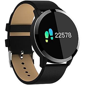 Etbotu Wq8 Smart fréquence cardiaque moniteur de pression sanguine écran couleur IP68 Profondeur montre étanche pour