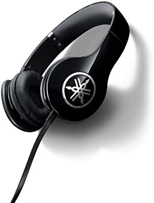Yamaha HPH-PRO300 - Auriculares, color negro