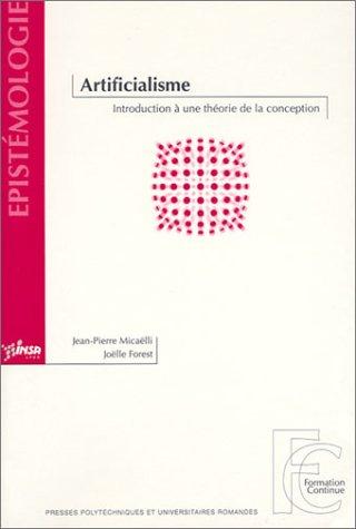 Artificialisme : Introduction à la théorie de la conception