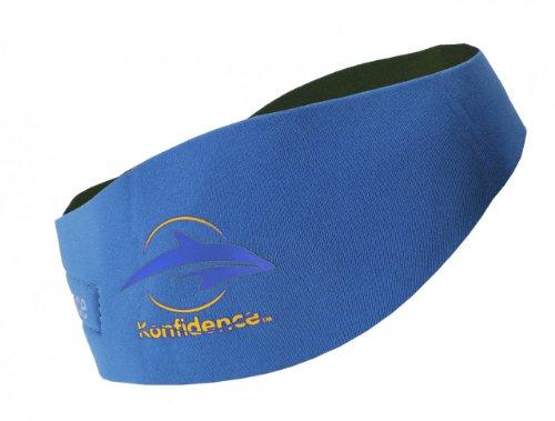 Preisvergleich Produktbild Ohrenband/Stirnband aus Neopren, Farbe:Blau; Größe:Kind (~45-55 cm)