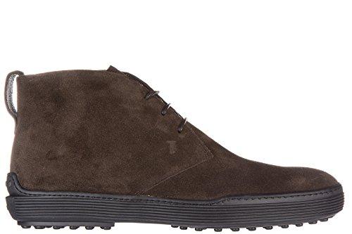 tods-botines-zapatos-en-ante-hombres-nuevo-caucho-xf-marrn-eu-40-xxm0xf0n460re0s800
