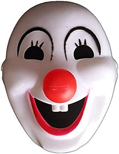 WHFDRHWSJMJ Halloween la Maschere LED LED LED Light Cosplay Costume Horror Decorazioni di Festa Decorazioni di Halloween Maschere di Halloween Halloween Diverdeente Decorativo Cool bianca 1Pc, A B07J3CXFNT Parent | Molto apprezzato e ampiamente fidato dentro e fu bae8f2
