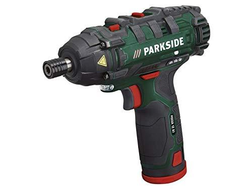 PARKSIDE PDSSA 12 A1 (12V / 2,0 Ah / 4-teilig)
