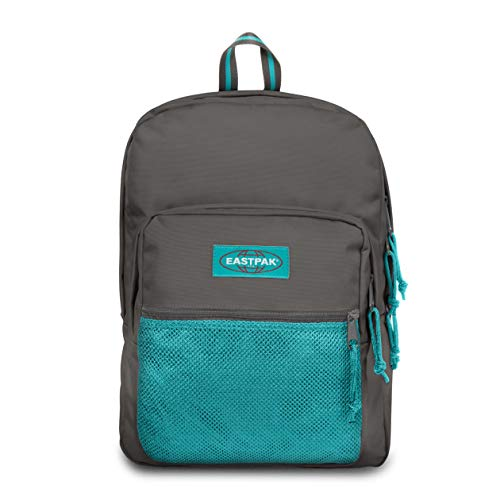 Eastpak Pinnacle Zaino, 42 cm, 38 L, Nero (Blackout Whale)