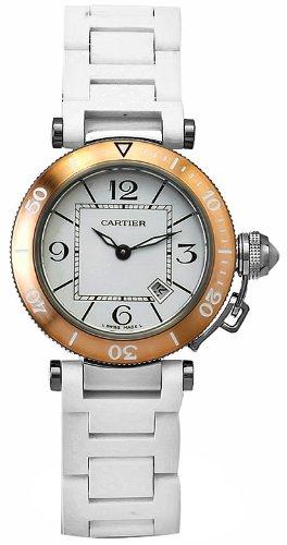 Cartier Pasha Ladies Watch W3140001 Wrist Watch (Wristwatch)