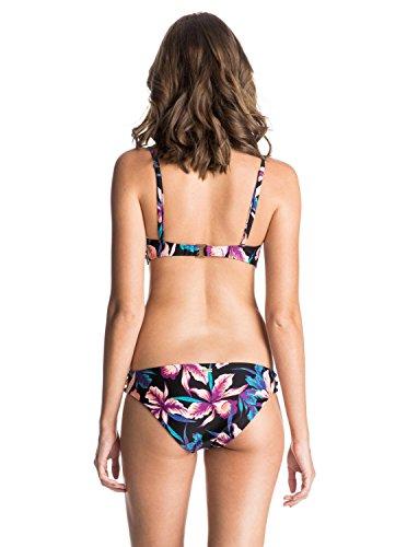 Roxy Damen DreaminFlorida Bikini Set True black maui lights