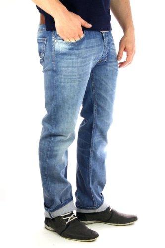 Diesel Jeans Larkee Herren ORN8X limitiert, men Blau