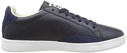 Puma Match Lo Basic Sports, Scarpe da Tennis Donna Blu (Blue (Peacoat/Oatmeal))