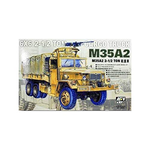 Unbekannt AFV-Club AF35004 - Modellbausatz M35A2 2 1/2T Cargo Truck Re-Produktion