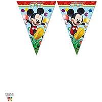 Amscan - Guirnalda,diseño de Mickey Mouse