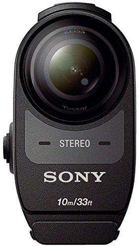 Sony FDR-X1000 4K Actioncam Live-View Remote Kit (4K Modus 100/60Mbps, Full HD Modus 50Mbps, ZEISS Tessar Objektiv mit 170 Ultra-Weitwinkel, Vollständige Sensorauslesungohne Pixel Binning) weiß - 24