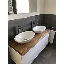 Waschtisch Für Aufsatzbecken suchergebnis auf amazon de für waschtischunterschrank für