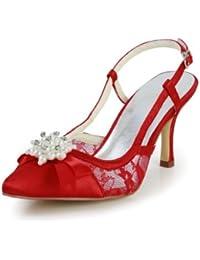 Jia Jia Wedding 594945 chaussures de mariée mariage Escarpins pour femme LDsZE