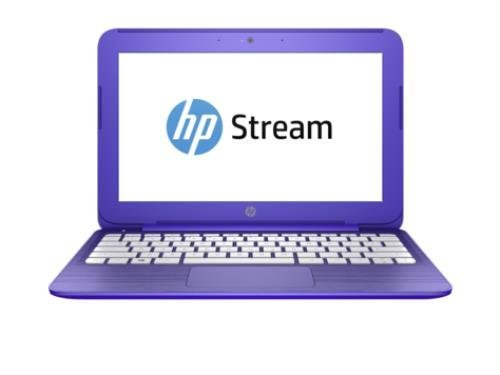 HP-Stream-11-r001na-Intel-Celeron-216GHz-2GB-RAM-32-eMMC-100GB-One-Drive-Cloud-Storage-Windows-10-Home-Violet-Purple-Certified-Refurbished