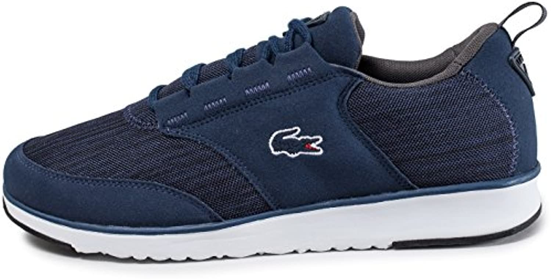 Lacoste Herren L.ight 317 5 SPM Trainers  Blau