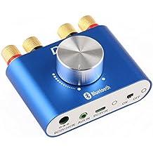 DROK® Mini Stereo Audio Bluetooth Wireless amplificatore Digital Signal Power Amp elettrico portatile DIY 30W * 2 Due canali dell
