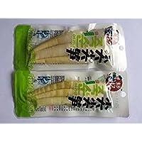 3 libras (1362 gramos) Vacío paquete de brotes de bambú tiernos frescos de China