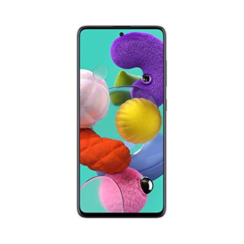 Samsung Galaxy A51 Dual SIM 128GB 6GB RAM SM- A515F/DS Black