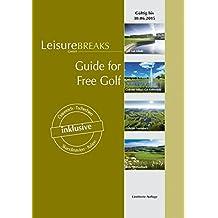 Guide for Free Golf: gültig bis 30.06.2015