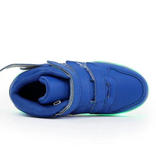 Joansam , Jungen Sneaker Blau