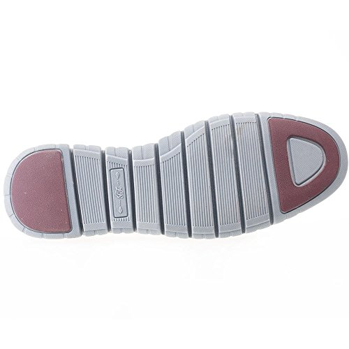 London Brogues Gatz Herren Loafers Navy Leather/Lt Grey Sole