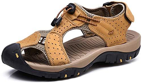 Sandalias Deportivas Hombres Verano Exterior Senderismo Zapatos Trekking Casual Zapatos de Montaña...