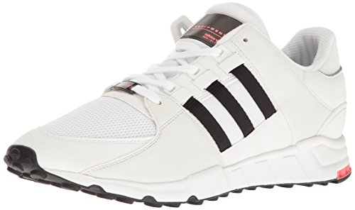 brand new d3adb dfd56 adidas Originals Mens Shoes  EQT Support Rf Fashion Sneakers, Vintage  White StBlack