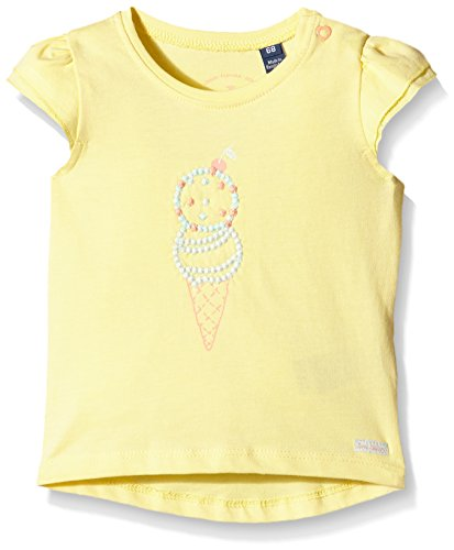 tom-tailor-kids-baby-madchen-woven-capsleeve-artwork-t-shirt-gelb-mild-yellow-3484-74